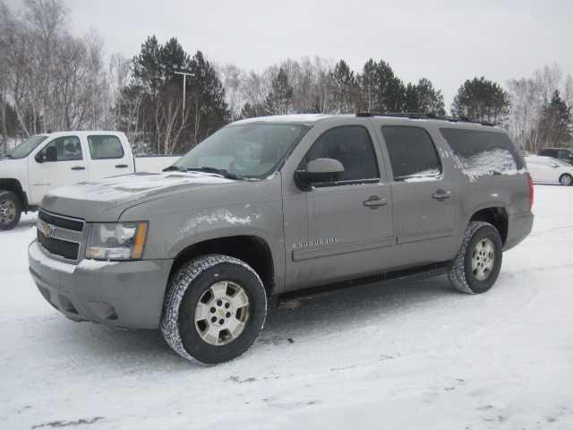 07 Suburban Grey Andy Boston Motors